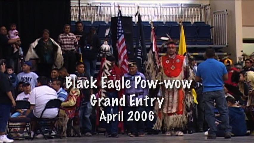 Grand Entry – Honoring Nepoleon Loretto, WWII Veteran, Jemez Pueblo